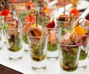 Pièces cocktail traiteur gourmets lyon