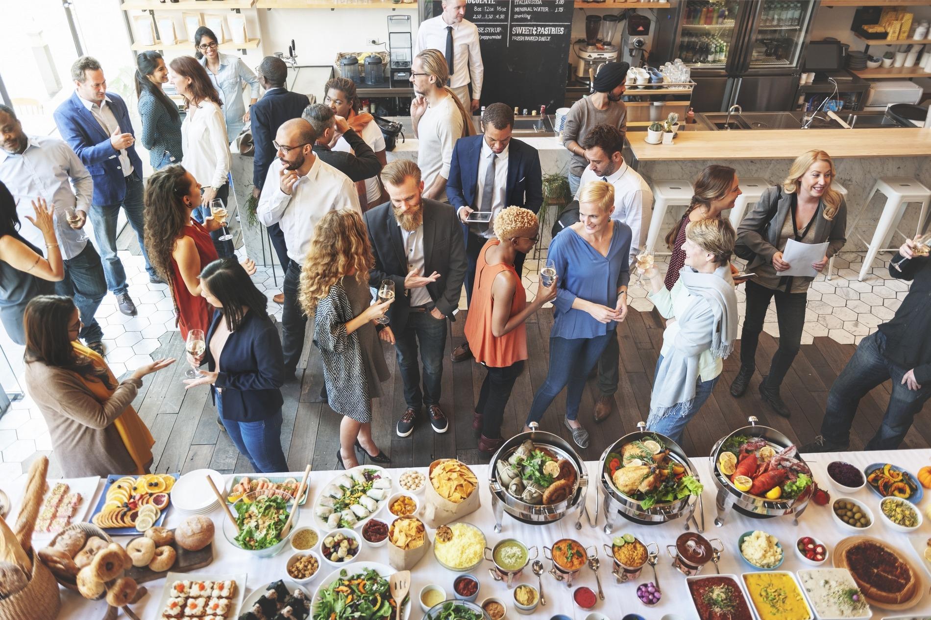 Gourmets Lyon traiteur associations
