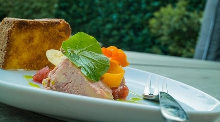 animation traiteur foie gras