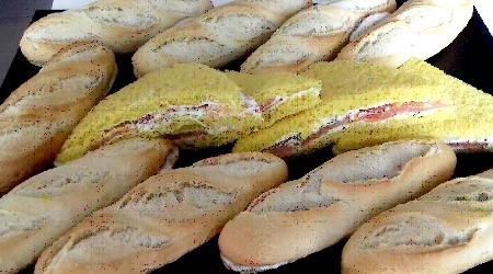 Snacking salé sucré traiteur gourmets Lyon